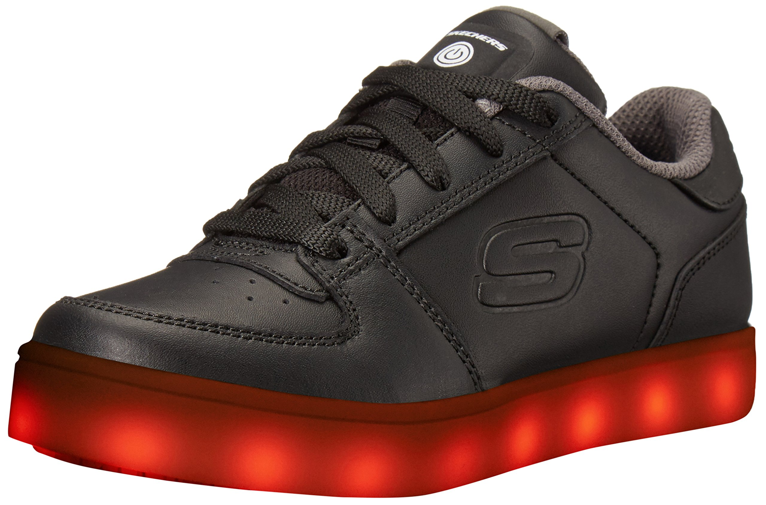 Unisex Skechers Energy Lights Elate Light Up Shoes Lace Up