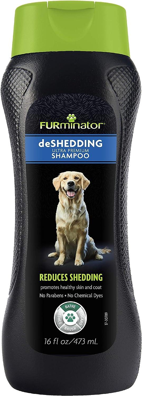 5. FURminator Deshedding Ultra Premium Shampoo