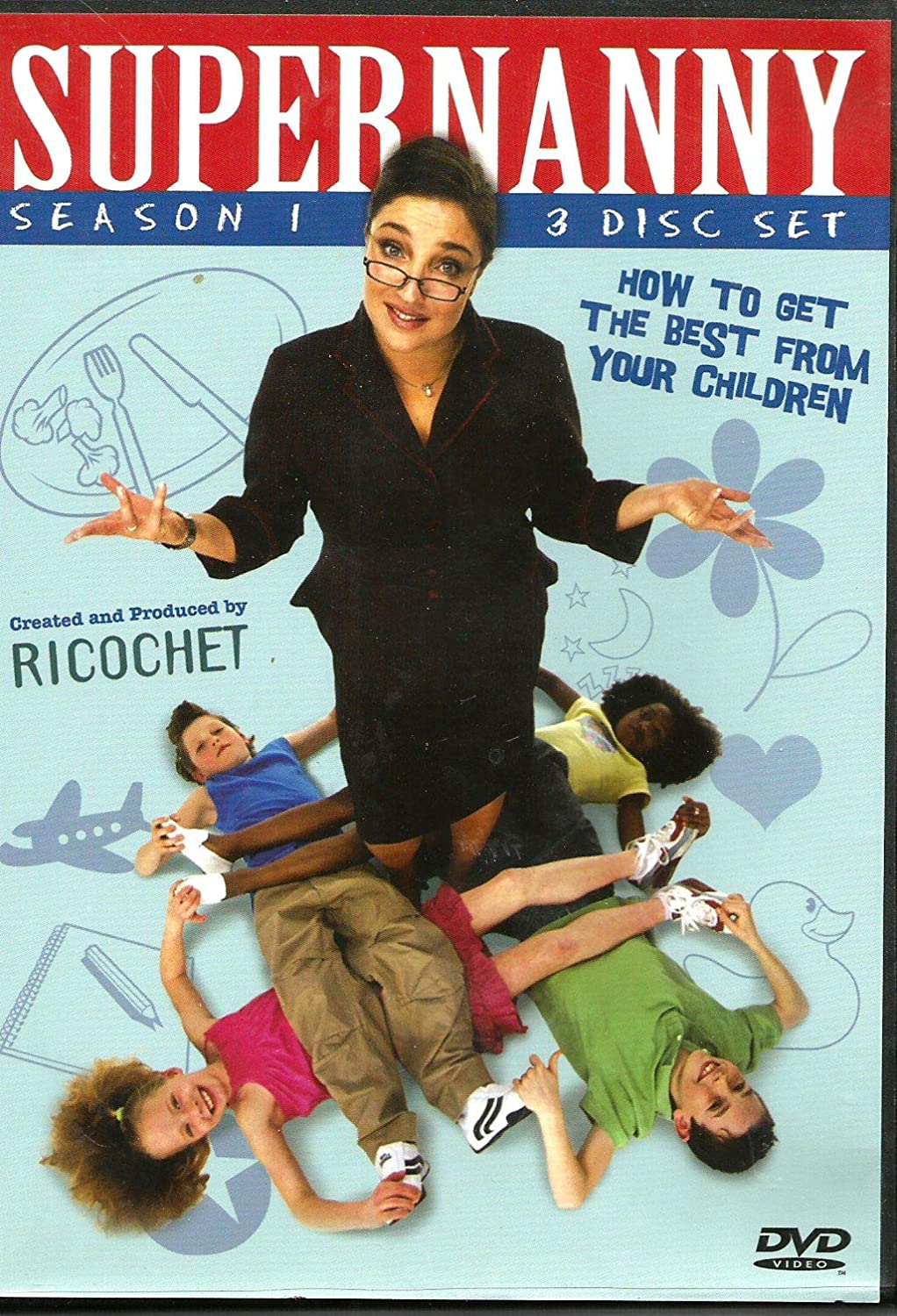 Amazon com: Supernanny - Season 1: Jo Frost, Jeff Bartsch