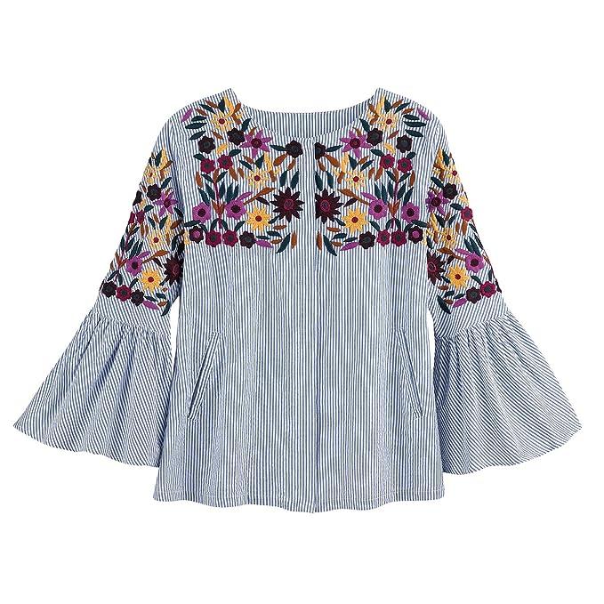 Amazon.com: Catálogo Classics para mujer Selena, blusa con ...