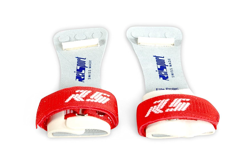 Reisport Protec Elite Hook /& Loop High Bar Grips Gymnastics Gibson Athletic GR-4531A