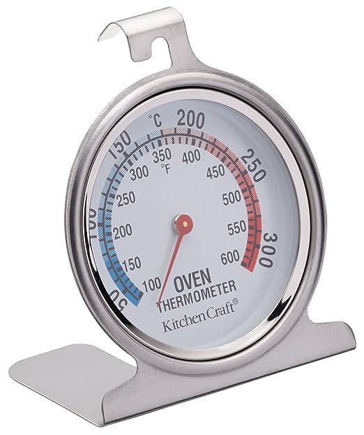 14 opinioni per Kitchen Craft Termometro da forno in acciaio INOX