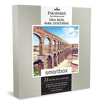 SMARTBOX - Caja Regalo - UNA RUTA PARA DESCUBRIR - 3 noches* con desayuno y