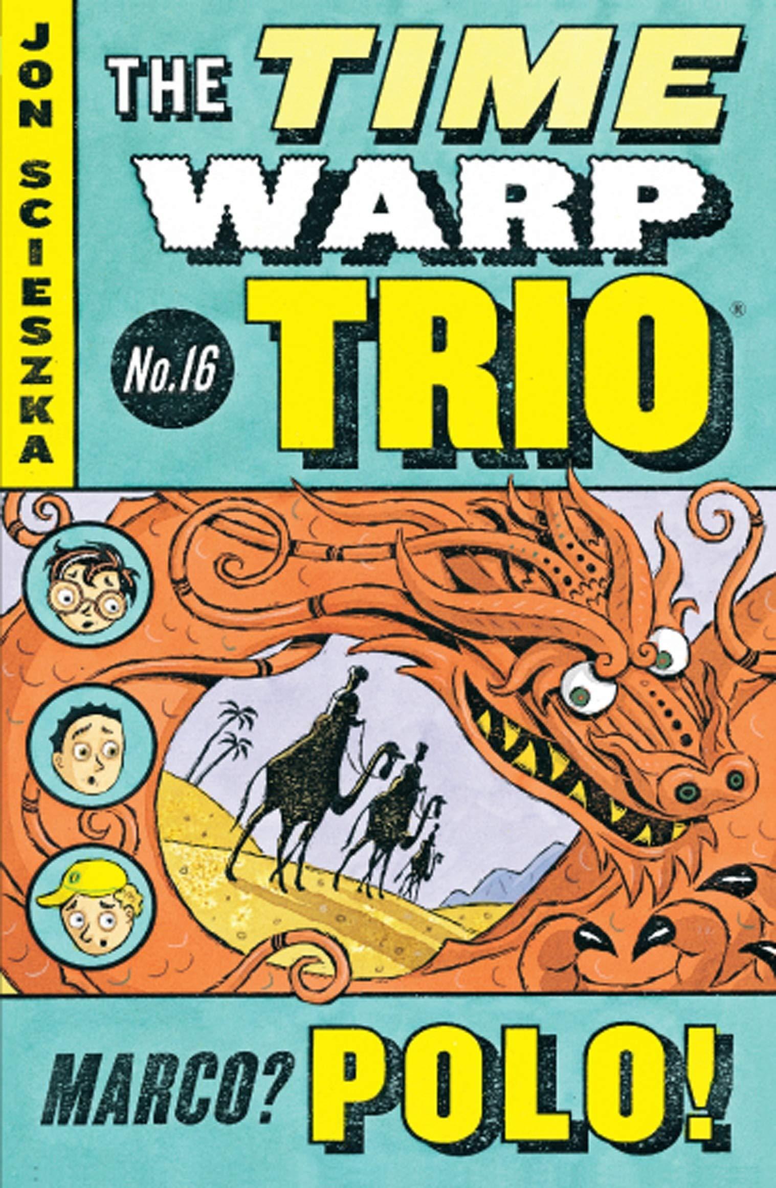 Marco? Polo! (Time Warp Trio (Puffin Paperback)): Amazon.es: Jon ...