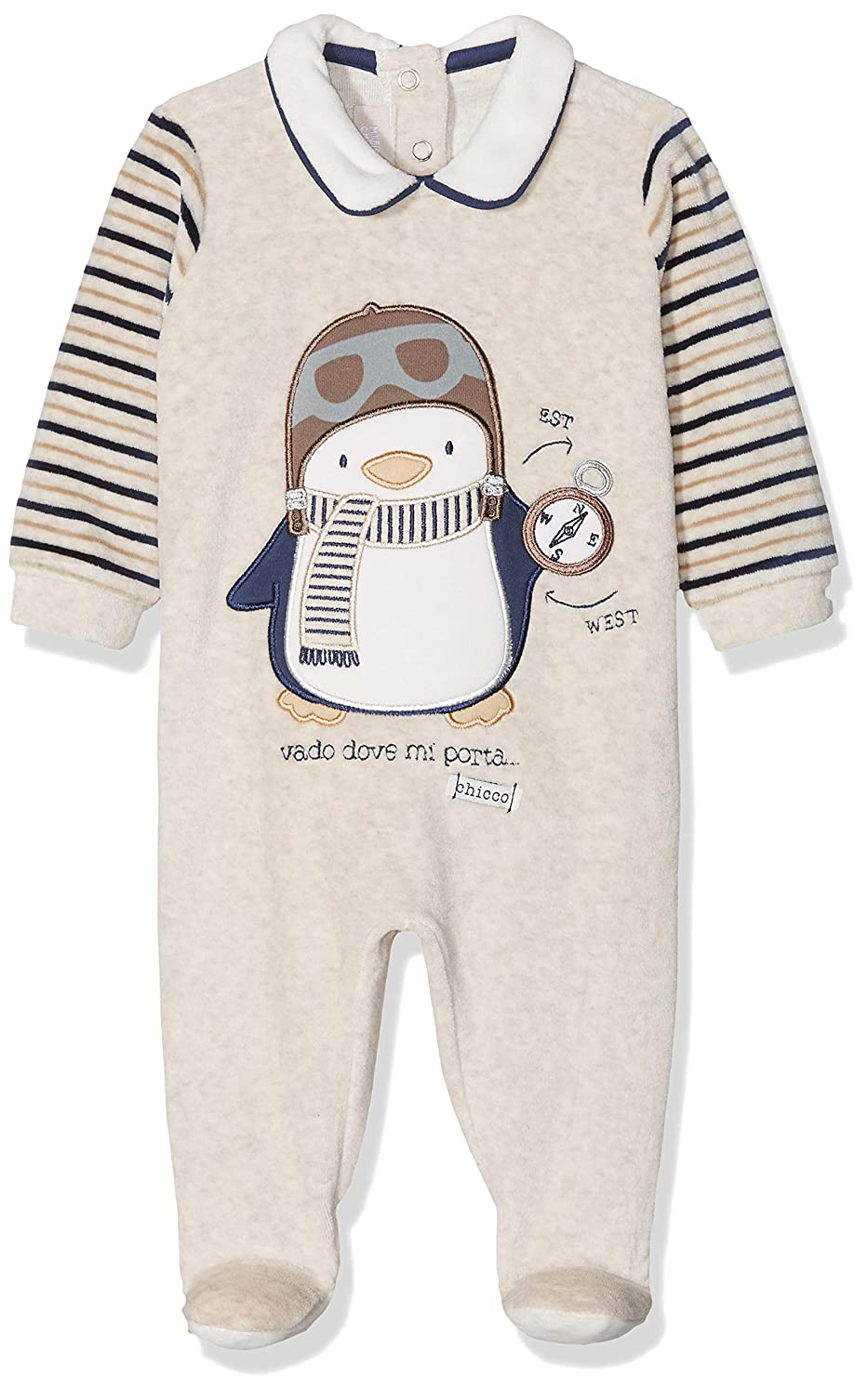 Chicco Baby Boys' Playsuit 09021702000000