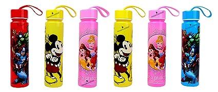 Buy Perpetual Bliss Pack Of 12 Fancy Disney Theme Water Bottle