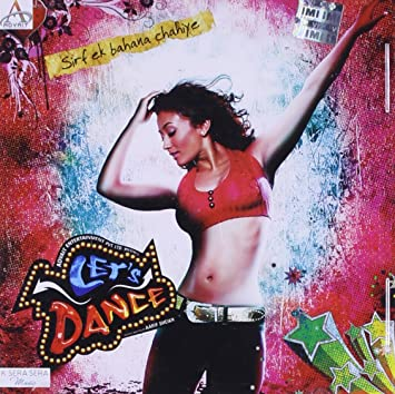 Lets Dance Film Soundttrack Bollywood Movie Songs Hindi Music Cd Amazon Co Uk Music