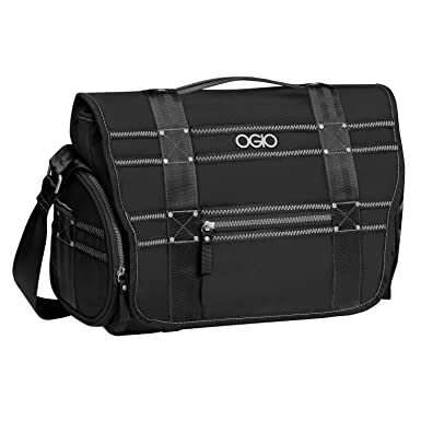 Amazon.com: OGIO Monaco Messenger Bag, Large, Black: Sports & Outdoors