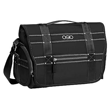 Amazon.com: OGIO Monaco Messenger Bag, Large, Black: Sports & Outdoors