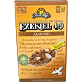 Food For Life, Cereal Ezekiel 49 Almond Organic, 16 Ounce