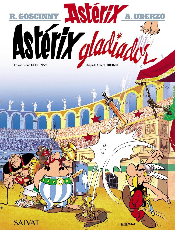 """Resultat d'imatges per a """"Astérix gladiador comic"""""""