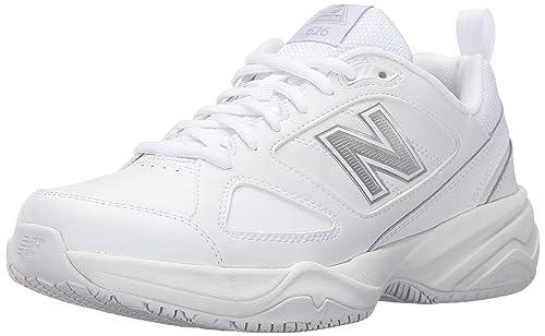 De Nouveaux Travaux De Formation Équilibre Wid626v2 Femmes Chaussure, Blanc, 7 D Nous