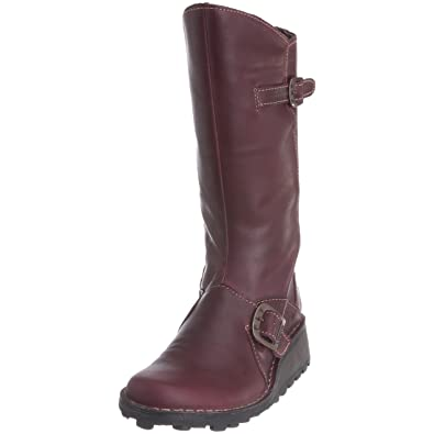aac1cd0c Fly London Mes, Women's Boots: Amazon.co.uk: Shoes & Bags