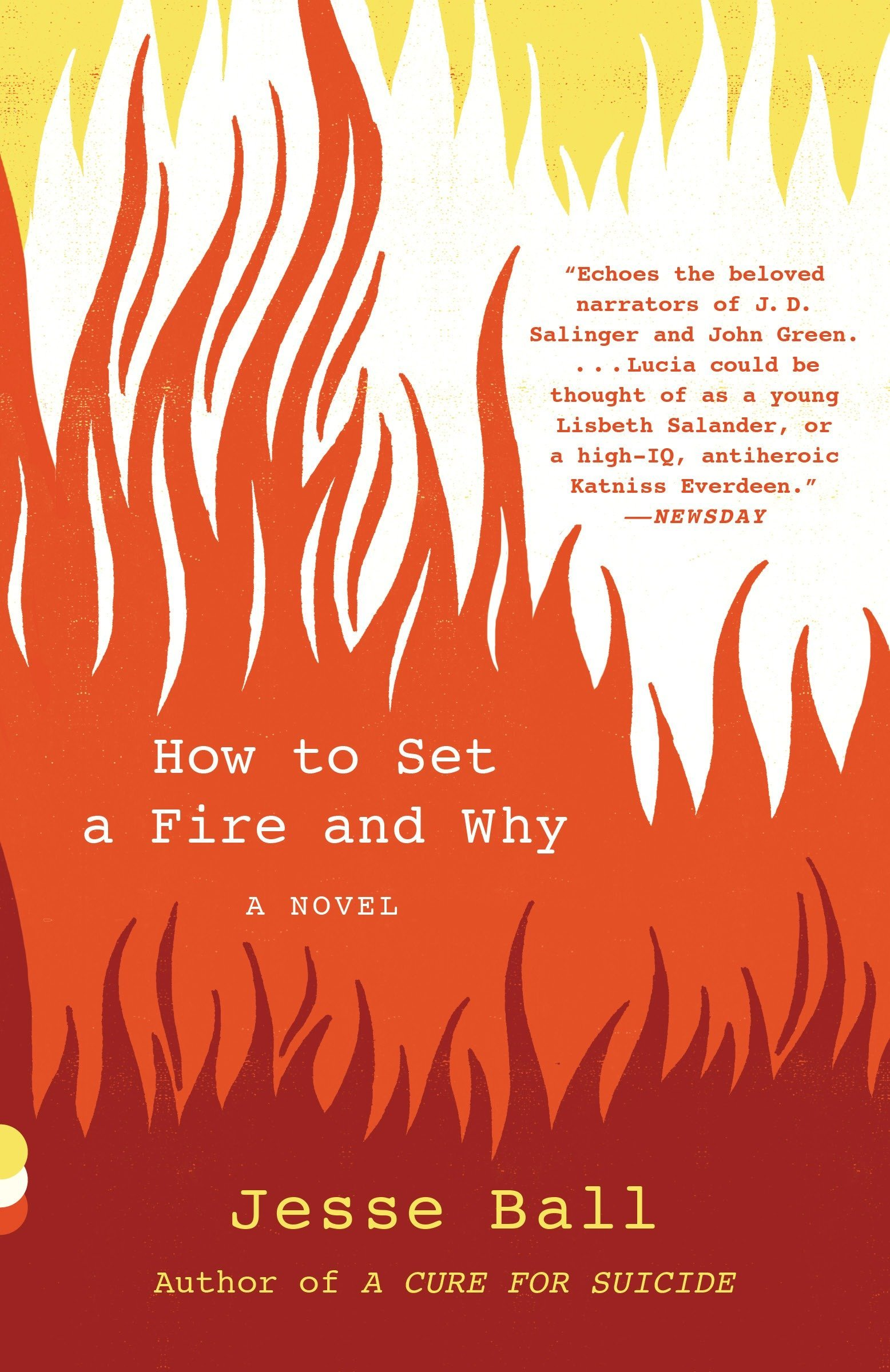 Read Online How to Set a Fire and Why: A Novel (Vintage Contemporaries) pdf