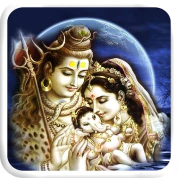 amazon com shiv parvati ganesh wallpaper appstore for android