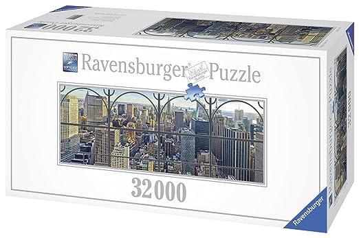 5 opinioni per Ravensburger 17837- New York City Window Puzzle, 32000 Pezzi