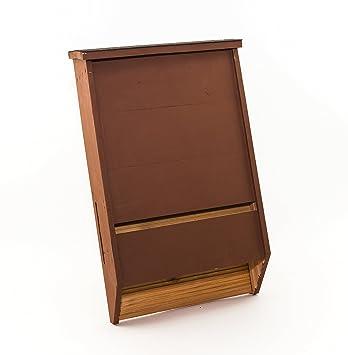 Big Bat Box BCI- Certificado, Triple-Chamber, Bate de guardería; Fabricado en los Estados Unidos: Amazon.es: Jardín