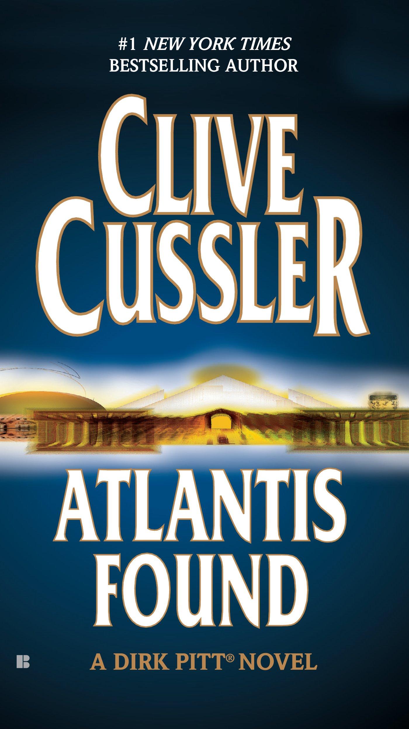 Atlantis Found Dirk Pitt No