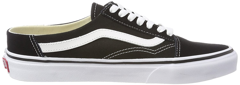 Vans Damen Old Skool Mule Sneaker Schwarz Schwarz Schwarz (schwarz/True Weiß 6bt) 82792f