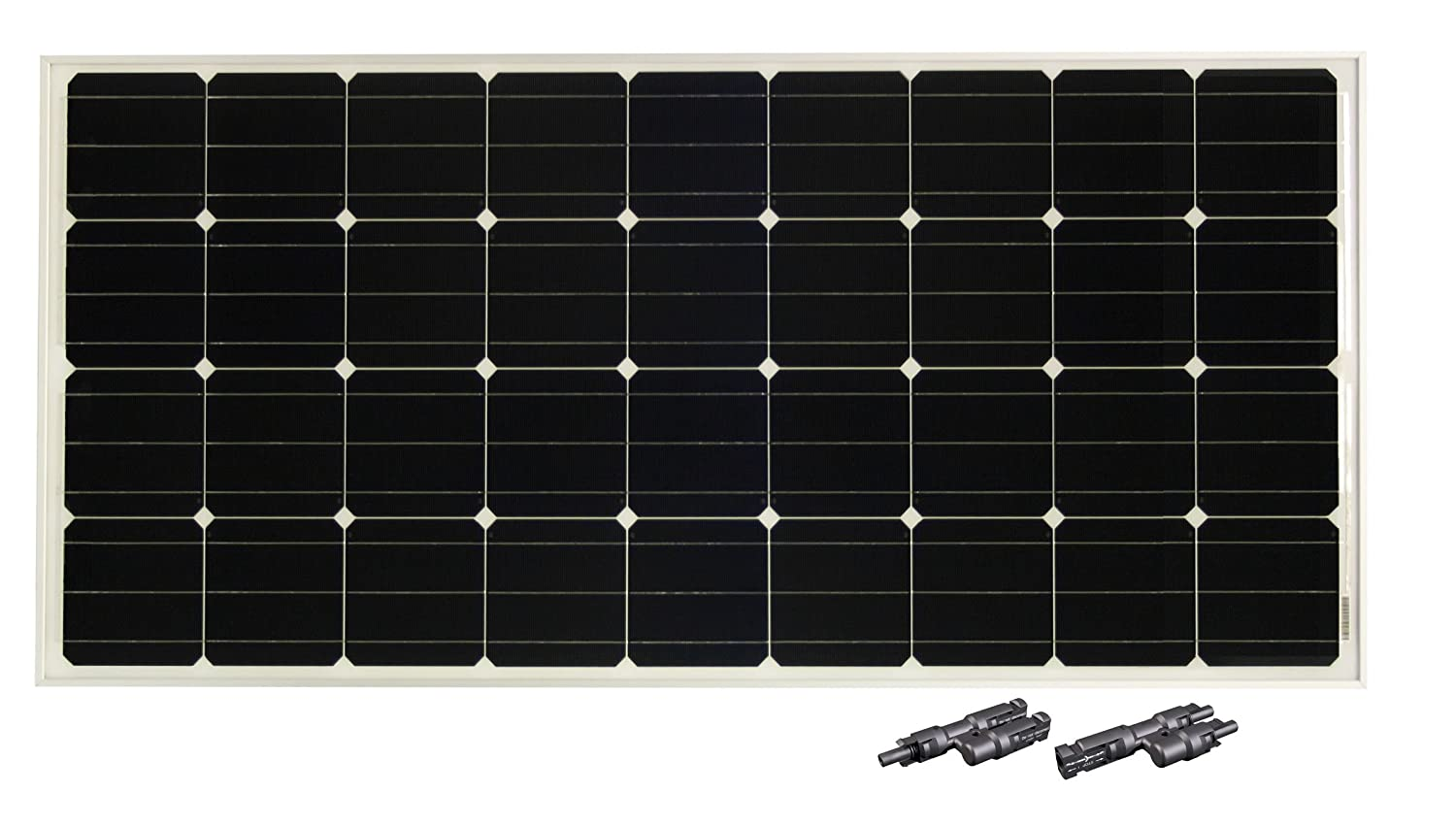 Go Power Solar Extreme Complete And Inverter How To Hook Up A Panel System Living Of The Grid Electronic With 480 Watts Automotive