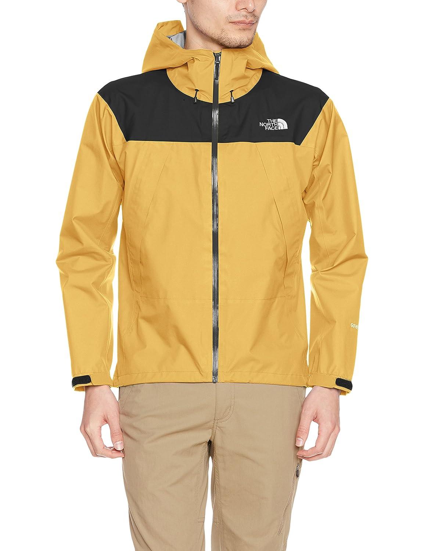 [ザノースフェイス]クライムライトジャケット Climb Light Jacket メンズ B07917835H 日本 L (日本サイズL相当)|ゴールデンロッド×ブラック ゴールデンロッド×ブラック 日本 L (日本サイズL相当)
