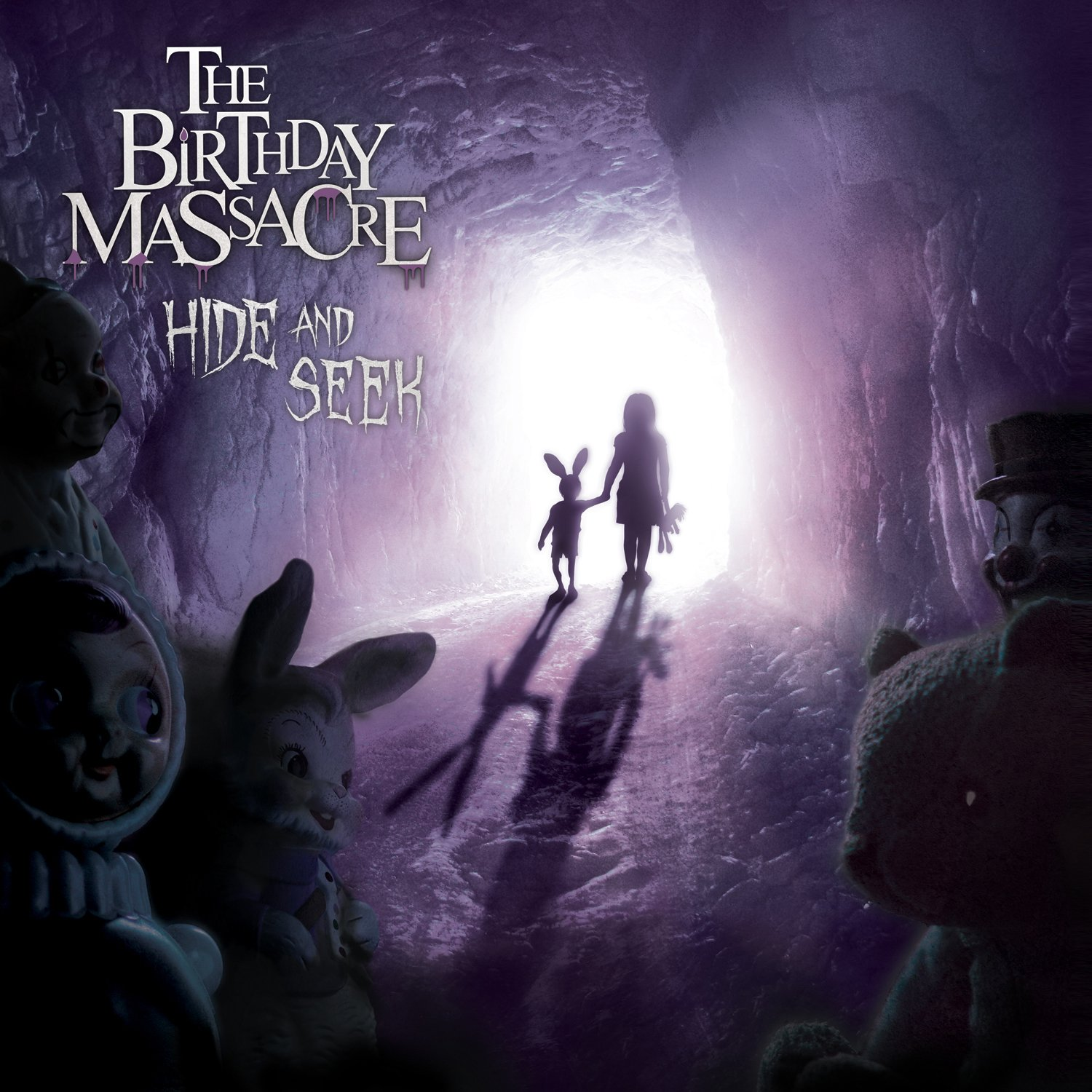 CD : The Birthday Massacre - Hide and Seek (CD)