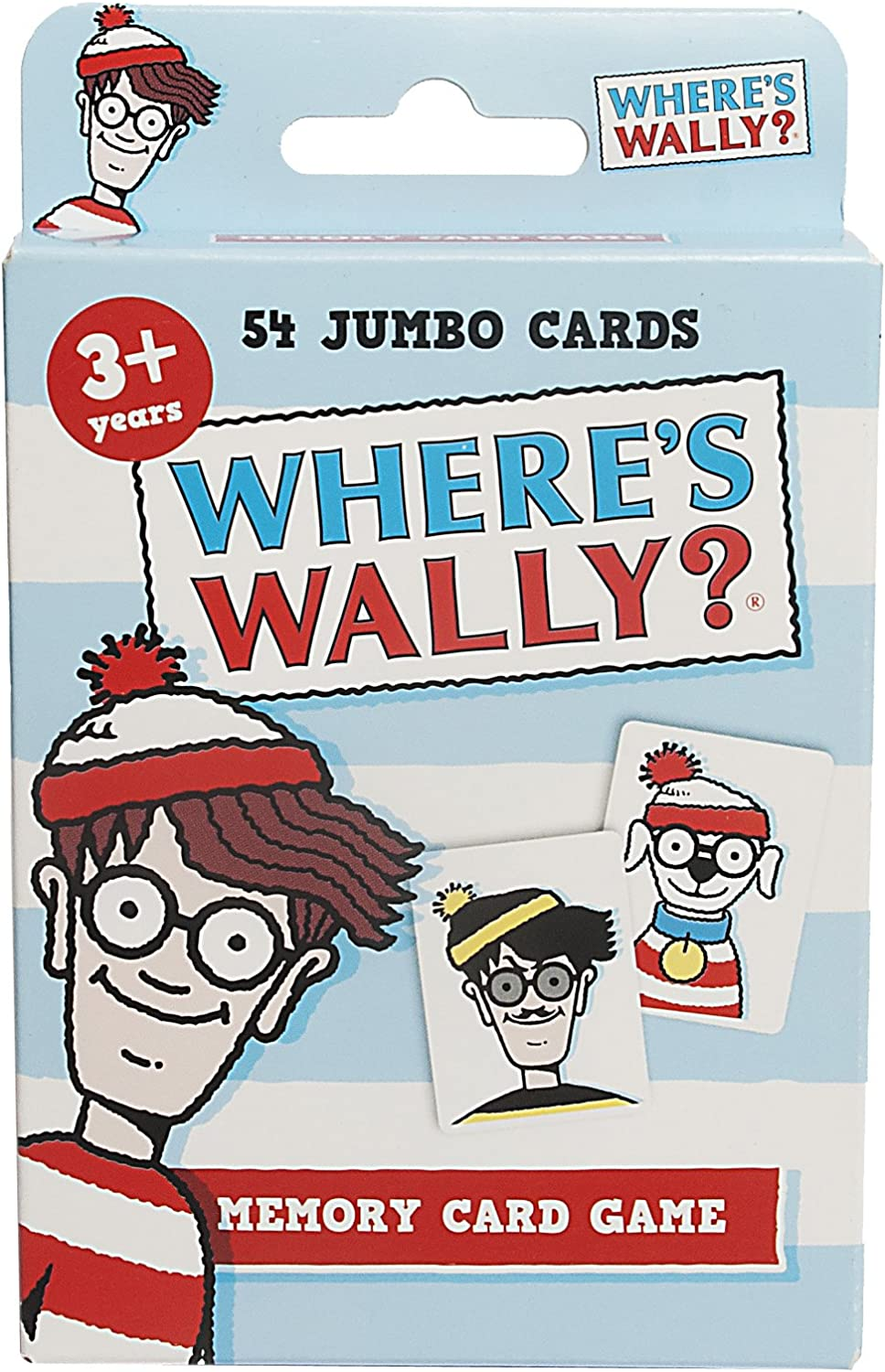 4015 Wheres Wally Card Game: Amazon.es: Juguetes y juegos