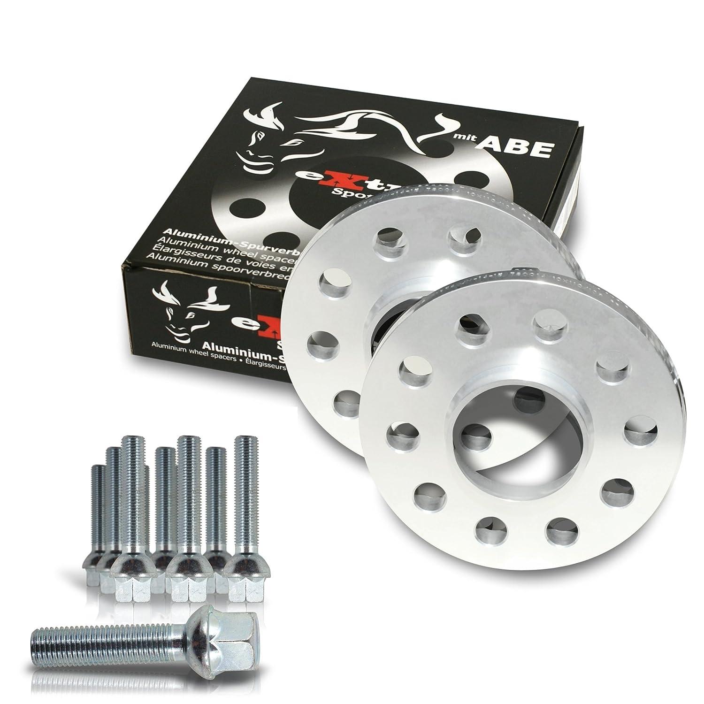 NJT eXtrem 790683 Spurverbreiterung Set 20mm inkl. Radschrauben