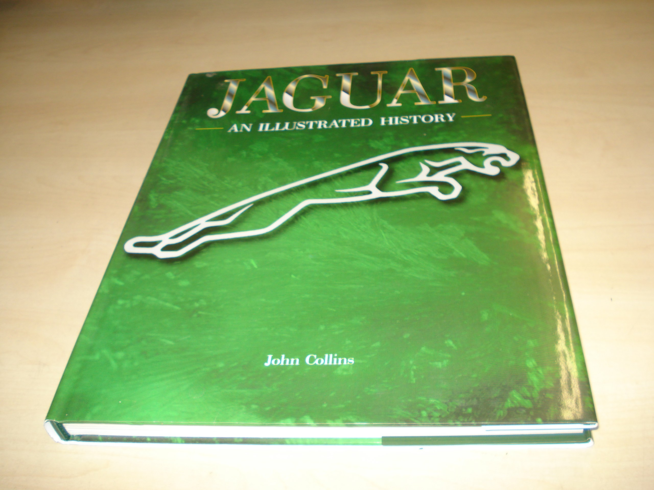 Jaguar : An Illustrated History