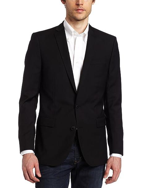 Amazon.com: J. Lindeberg Mens Mick Vestido Lana Blazer, 48 ...