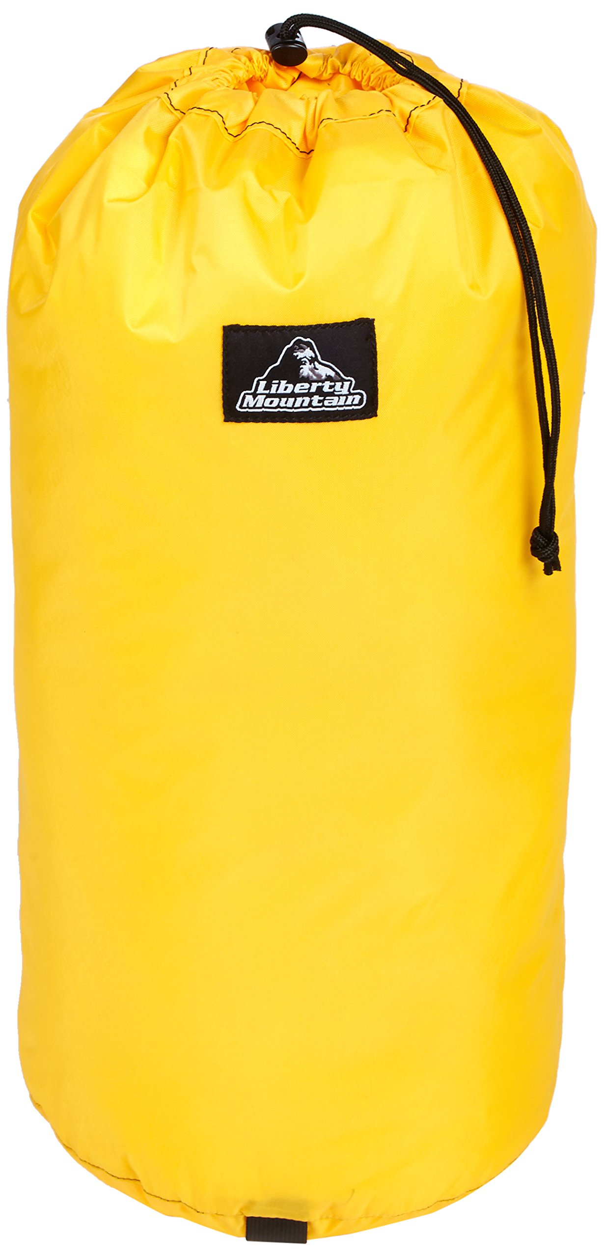 Liberty Mountain Stuff Sack (Large/9 x 20-Inch)Color may vary by Liberty Mountain
