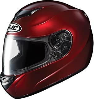 15a3649d Amazon.com: Hawk ST-1150-300 Glossy Dual Visor Full Face Motorcycle ...