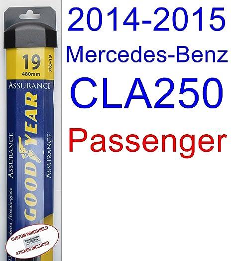 Amazon com: 2014-2015 Mercedes-Benz CLA250 Wiper Blade
