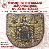 Freimaurermusiken des 18.Jahrhunderts