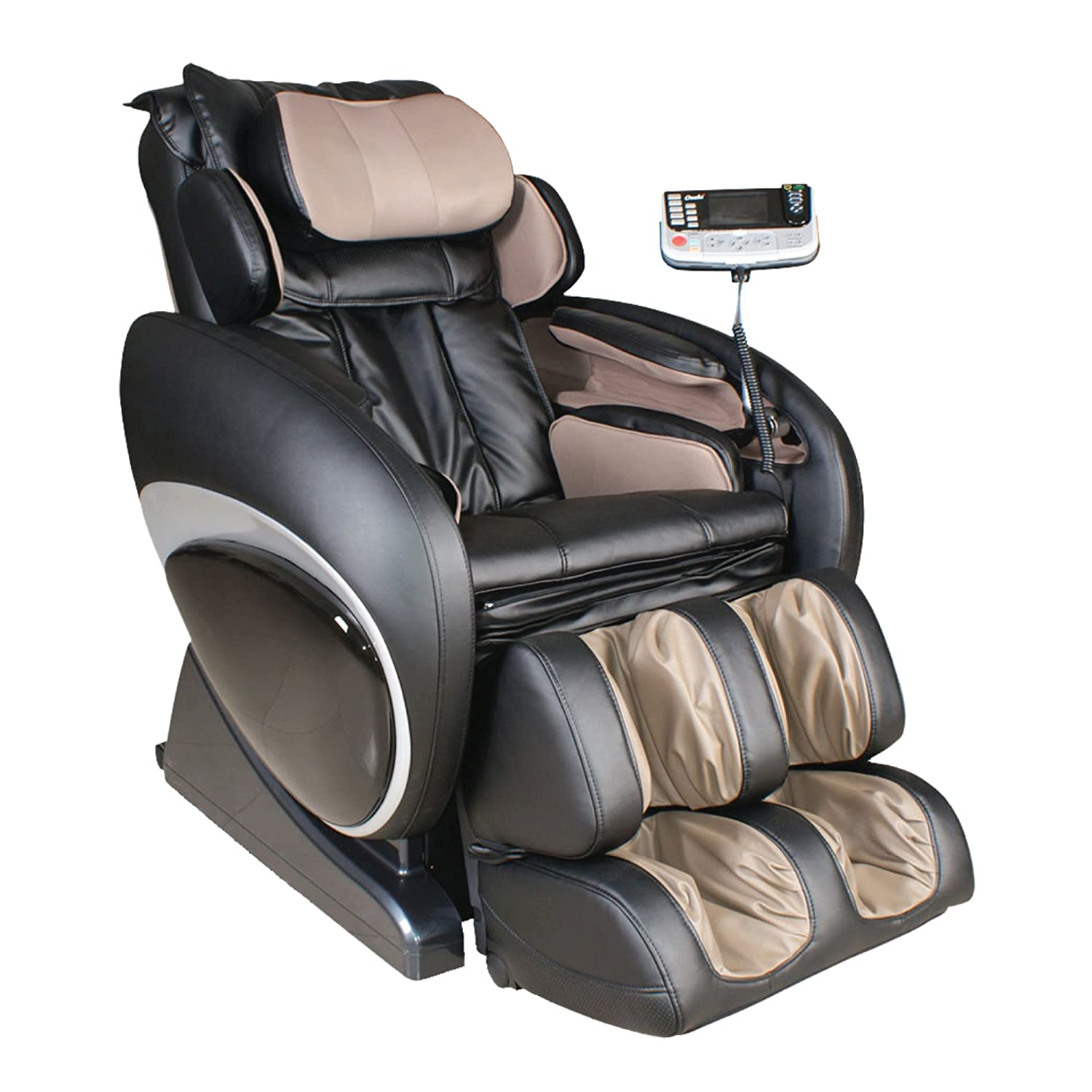 Amazon.com: Osaki OS 4000 Zero Gravity Executive Fully Body Massage Chair,  Black: Kitchen U0026 Dining