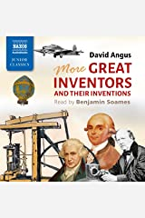 More Great Inventors and Their Inventions Audio CD