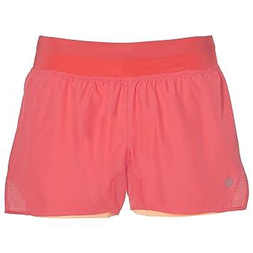 ASICS Cool 2-n-1 3.5in Short Sport Femme  Amazon.fr  Sports et Loisirs 70af067df5e
