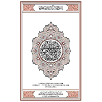 The Noble Quran (古兰经) Chinese Languange Edition Ultimate (Chinese Edition) book cover