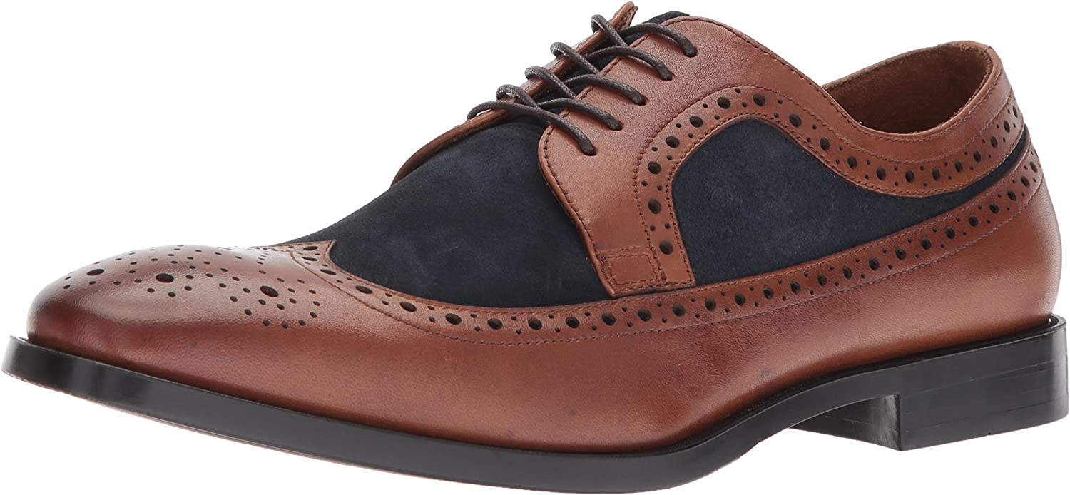 Kenneth Cole New York Mens Ticket Oxford