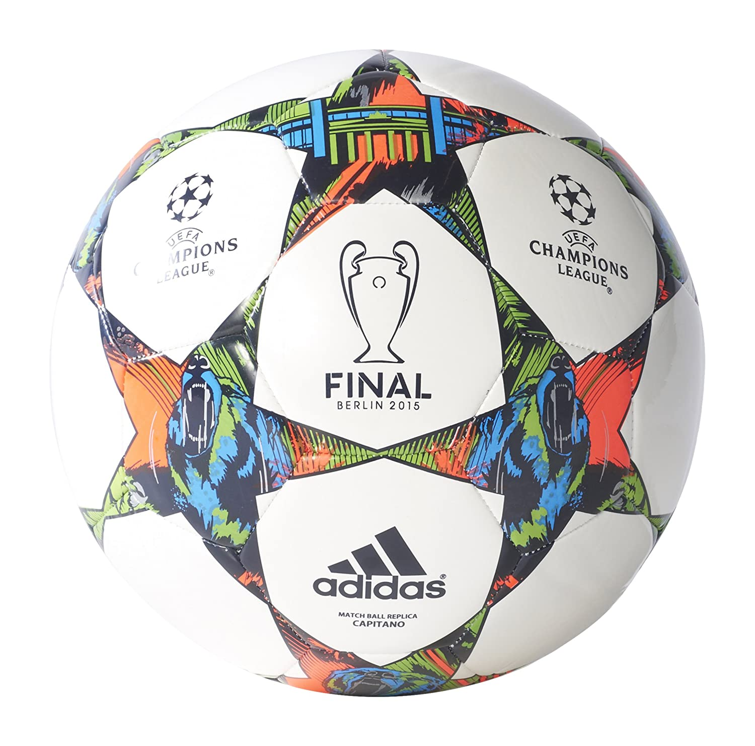 adidas 2015 champions league ball