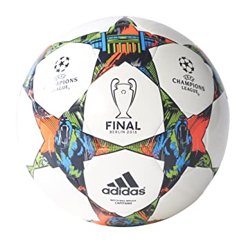 875ab366f adidas AC5488 Finale Milano Capitano Soccer Ball, Soccer Equipment - Amazon  Canada