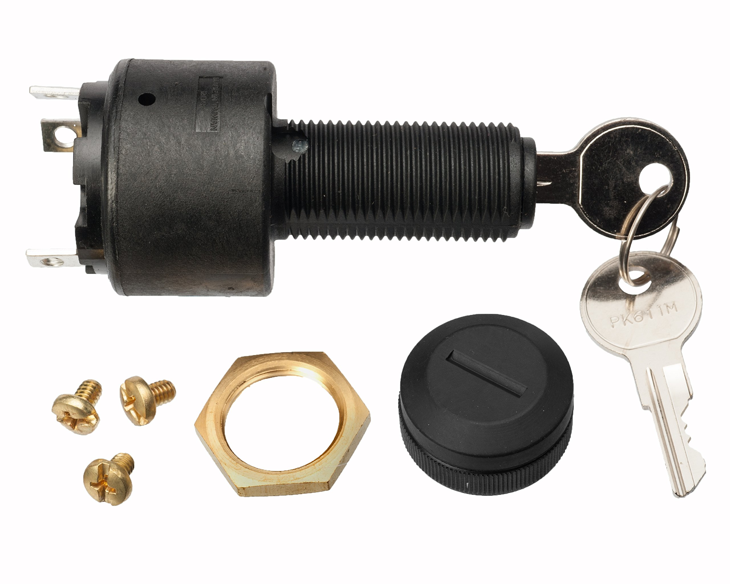 Sierra MP39200 Ignition Switch - Off-Run-Start