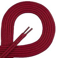 Di Ficchiano Schnürsenkel, Rundsenkel für Business- und Lederschuhe, reißfester Allroundsenkel, ø 3mm, Länge 60 - 130 cm, 25 Farben aus Polyester