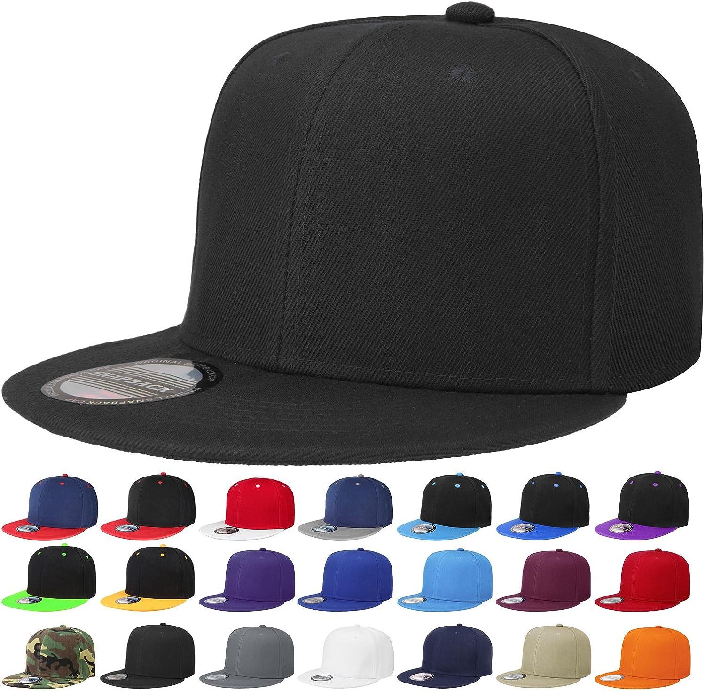 wxinmei Flat Bill Cap Fashionable /& Minimalist Splicing Hit Color Baseball Cap