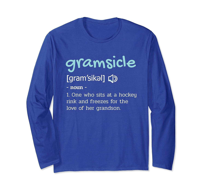 f1838c44 Gramsicle Funny Definition Shirt Grandma Ice Hockey Quotes-fa — Kuxovo