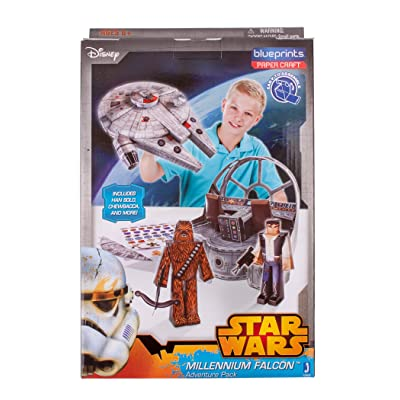 Zoofy International Millennium Falcon Adventure Pack: Toys & Games