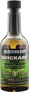Mercury Quickare Fuel Treatment Additive - 92-8M0047320
