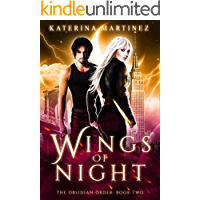 Wings of Night (The Obsidian Order Book 2)