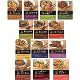 レトルト惣菜 おかず詰め合わせセット 13種セット(膳シリーズ 食卓に彩りを 常温保存可能)