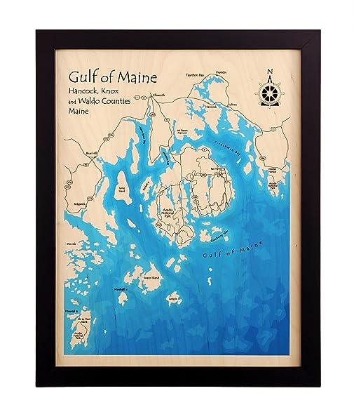 Amazoncom Crowley Lake D Only In Mono CA Print Map X - Crowley lake map
